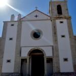 Igreja de S. Pedro Peniche Fachada GoPeniche