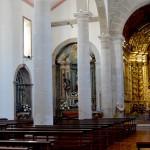 Igreja de S. Pedro Peniche Perspectiva Interior GoPeniche