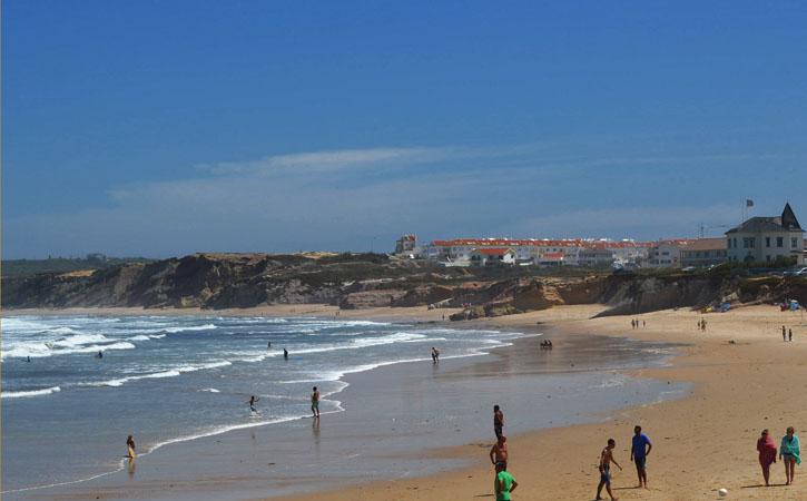 Praia do Lagido - GoPeniche Guia Turístico