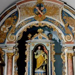São José Church Altar Atouguia da Baleia at Peniche