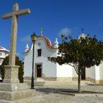 Ferrel Chapel outside at Peniche