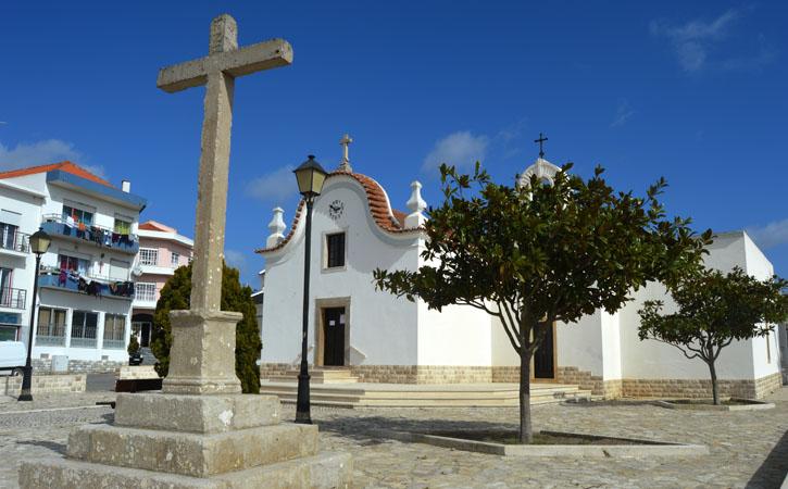 Ferrel Chapel, Peniche