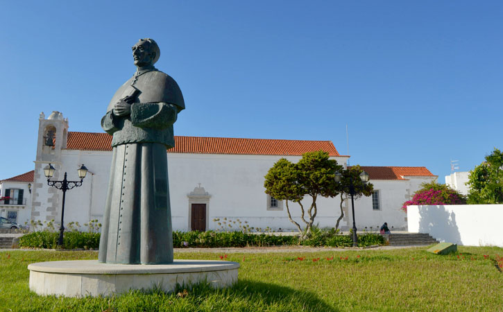 Nossa Senhora da Ajuda Church, Peniche GoPeniche Your Local Touristic Guide