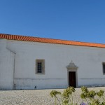 Nossa Senhora da Ajuda Church facade in Peniche GoPeniche Your Local Touristic Guide